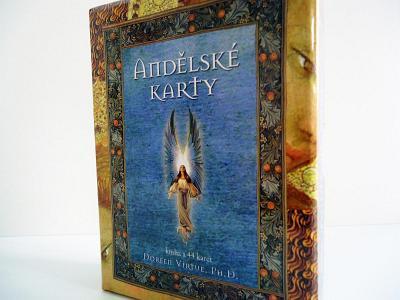 Andělské karty – originální karty Doreen Virtue